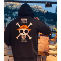 ONE PIECE HOODIE - Vagrancy lifestyle eshop for Casual men and women clothes