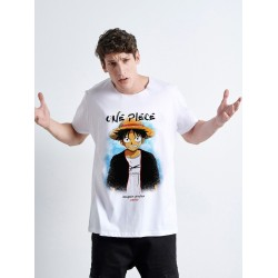 ONE PIECE T-shirt - Vagrancy lifestyle eshop for Casual men and women clothes