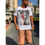 PANDEMIC T-shirt - Vagrancy lifestyle eshop for Casual men and women clothes