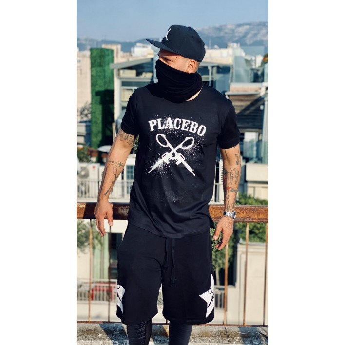 PLACEBO T-SHIRT - Vagrancy lifestyle eshop for Casual men and women clothes