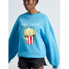 POP CORN Woman SWEATER