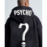 PSYCHO HOODED JACKET - Vagrancy lifestyle eshop for Casual men and women clothes