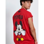 PSYCHO MICKEY SLEEVELESS TOP - Vagrancy lifestyle eshop for Casual men and women clothes