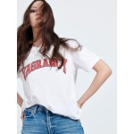 RED VAGRANCY WOMAN T-shirt - Vagrancy lifestyle eshop for Casual men and women clothes