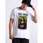 SAFE MODE T-shirt - Vagrancy lifestyle eshop for Casual men and women clothes
