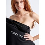 SARCASTIC Woman T-shirt - Vagrancy lifestyle eshop for Casual men and women clothes