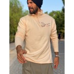 SCISSORS PINK HALF ZIP SWEATER - Vagrancy lifestyle eshop for Casual men and women clothes