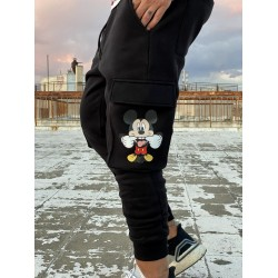 SIDE MICKEY SWEATPANTS - Vagrancy lifestyle eshop for Casual men and women clothes