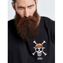 SIDE SKULL-PIECE T-SHIRT