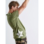 Side StarGuns T-shirt - Vagrancy lifestyle eshop for Casual men and women clothes