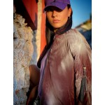 SILVER VAGRANCY BOMBER JACKET - Vagrancy lifestyle eshop for Casual men and women clothes