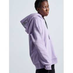 Silver Vagrancy PURPLE HOODIE - Vagrancy lifestyle eshop for Casual men and women clothes
