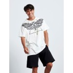 SKULL BUTTERFLY T-shirt - Vagrancy lifestyle eshop for Casual men and women clothes