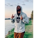 SKULL hooded Jacket - Vagrancy lifestyle eshop for Casual men and women clothes