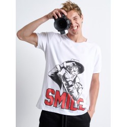 SMILE T-shirt - Vagrancy lifestyle eshop for Casual men and women clothes
