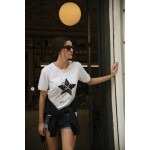 STAR GUNS  WHITE T-shirt