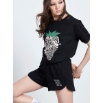 STRAWBERRY WOMAN T-shirt - Vagrancy lifestyle eshop for Casual men and women clothes