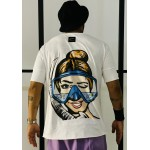 SUMMER MASK T-shirt - Vagrancy lifestyle eshop for Casual men and women clothes