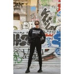 SWEATPANTS WITH RIB - Vagrancy lifestyle eshop for Casual men and women clothes