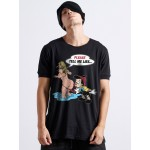 Tell me Lies T-shirt - Vagrancy lifestyle eshop for Casual men and women clothes