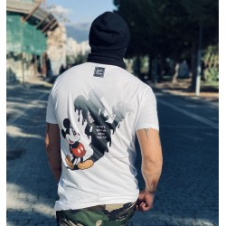 TRUST NO ONE MICKEY T-shirt - Vagrancy lifestyle eshop for Casual men and women clothes