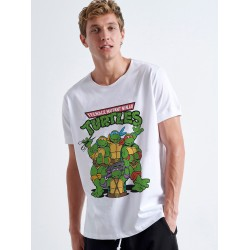 TURTLES T-shirt - Vagrancy lifestyle eshop for Casual men and women clothes