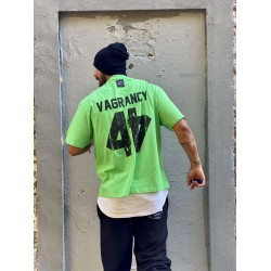 UPSIDE DOWN 44 BOX T-SHIRT - Vagrancy lifestyle eshop for Casual men and women clothes