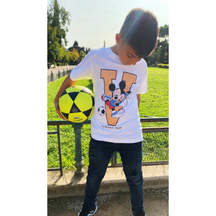 V MICKEY TEAM - Vagrancy lifestyle eshop for Casual men and women clothes