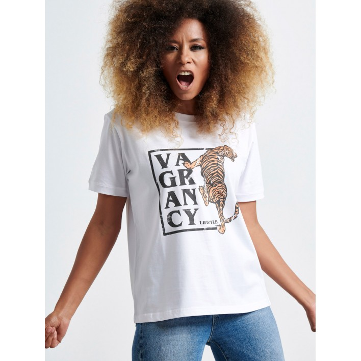 VAGRANCY GO WILD T-shirt - Vagrancy lifestyle eshop for Casual men and women clothes