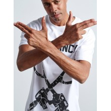 Vagrancy SCISSORS GUNS Loose T-shirt