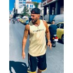 vagrancy yellow Αμάνικο - Vagrancy lifestyle eshop for Casual men and women clothes
