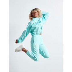 VΛ TURQUOISE PANTS - Vagrancy lifestyle eshop for Casual men and women clothes