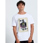 VS CARD TSHIRT - Vagrancy lifestyle eshop for Casual men and women clothes