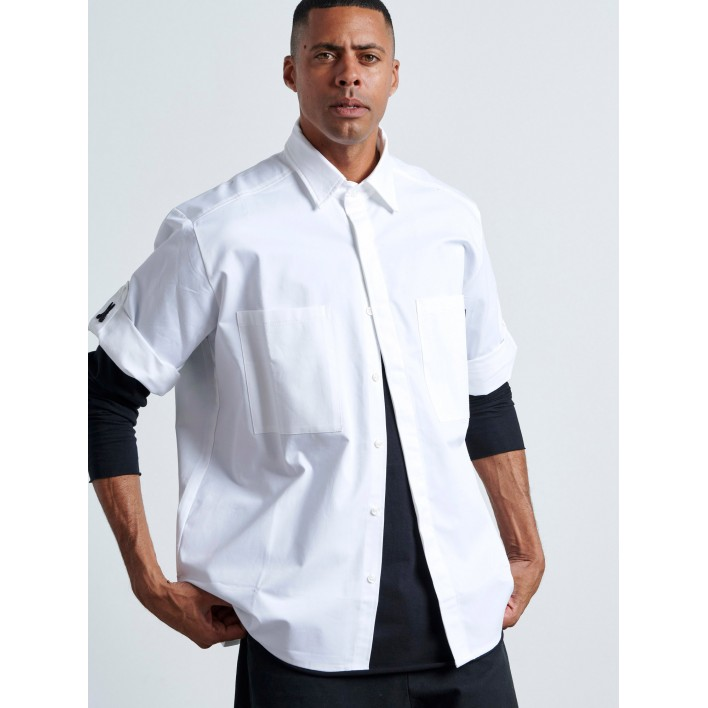 White Mexican  Shirt - Vagrancy lifestyle eshop for Casual men and women clothes