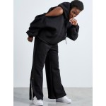 White Stripes Loose Woman Pants - Vagrancy lifestyle eshop for Casual men and women clothes