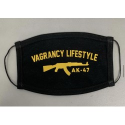 YELLOW AK MASK - Vagrancy lifestyle eshop for Casual men and women clothes