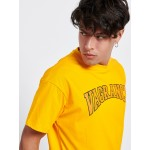 YELLOW VAGRANCY BOX T-SHIRT - Vagrancy lifestyle eshop for Casual men and women clothes
