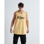 COCAINE sleeveless   Vagrancy lifestyle eshop for Casual Clothes