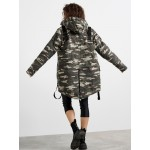 Army Parka Woman  Jacket | Vagrancy lifestyle eshop for Casual Clothes