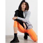 Shinny Orange Leggings  | Vagrancy lifestyle eshop for Casual Clothes