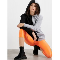 Shinny Orange Leggings  - Vagrancy lifestyle eshop for Casual men and women clothes