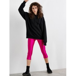 Shinny Fuchsia Leggings  - Vagrancy lifestyle eshop for Casual men and women clothes