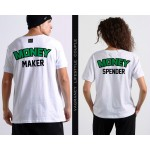 Maker VS Spender | Vagrancy lifestyle eshop για Casual Ρούχα