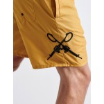 Yellow Swimsuit 3D Guns - Vagrancy lifestyle eshop for Casual men and women clothes