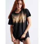 Limited Gold Vagrancy T-shirt | Vagrancy lifestyle eshop για Casual Ρούχα