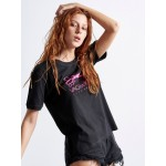 Fuchsia Scissors t-shirt | Vagrancy lifestyle eshop για Casual Ρούχα
