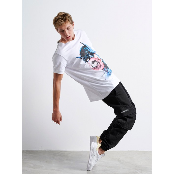 Bubble Batman T-shirt | Vagrancy lifestyle eshop for Casual Clothes