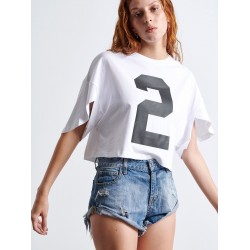 2 LOOSE CROP TOP - Vagrancy lifestyle eshop for Casual men and women clothes