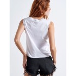 VAGRANCY Sleeveless Top | Vagrancy lifestyle eshop for Casual Clothes