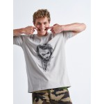 JOKER Sketch T-shirt | Vagrancy lifestyle eshop για Casual Ρούχα